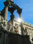 Description: Вена - столица Австрии: Площадь Высокий Рынок