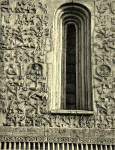 Фасады Димитриевского собора