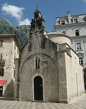Католическая и Православная церковь Св. Луки