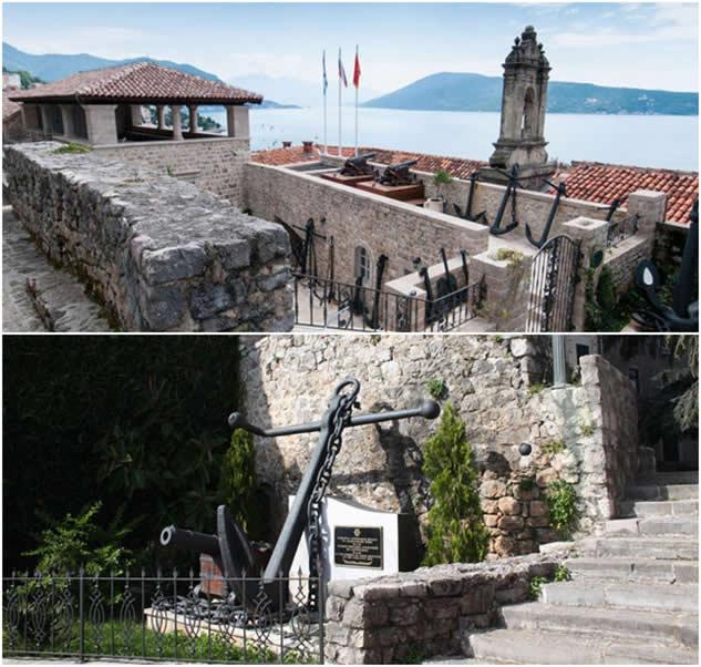 Памятник Героям морских сражений на Адриатике