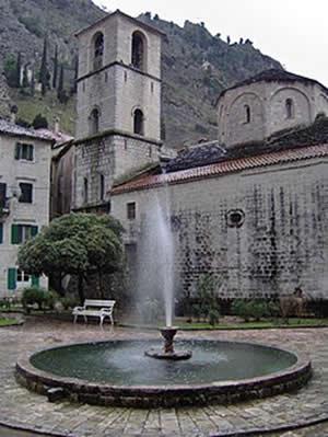 Церковь Св. Марии на Реке